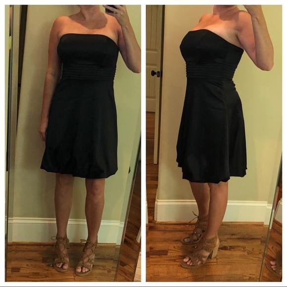 c3b63e9f875b White House Black Market Dresses | White House Blackmarket Strapless ...